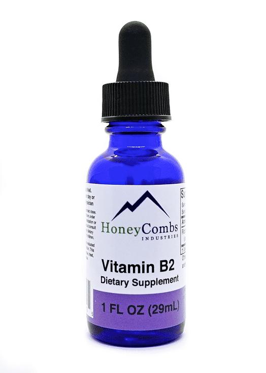 Liquid VItamin B2 (Riboflavin)