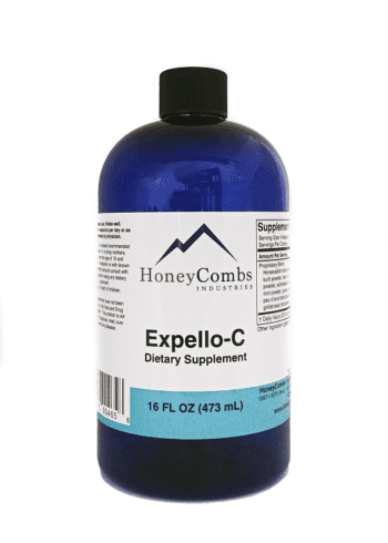 Expello C - Herbal Lymphatic Health