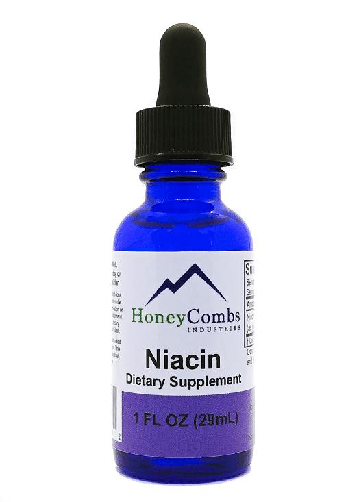 Vitamin B3 (niacin